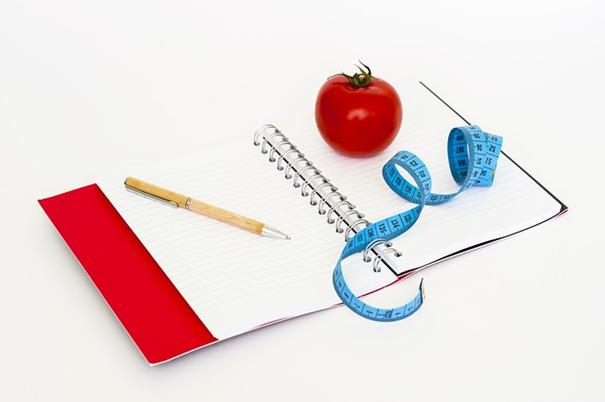 Dieetdagboek geeft je inzicht in je calorie-verbruik